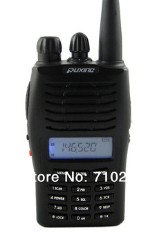 PuXing PX-777 vhf (136-174mhz) or uhf(400-470mhz) two way radio, best for ham, hotel, commercial, security use, PX777 interphone