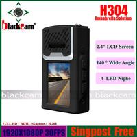 Ambarella 1080P Car Black Box With G-SENSOR,Super Night Vision + HDMI + WDR Technology Car Camera