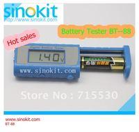 10pcs/lot Digital LCD Monitor Indicator Monitor Battery Test BT-88 NO Power Supply Needed