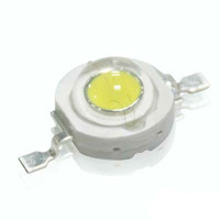 100PCS 1W High power led pure white/warm white/cool white 350mA DC3.00-3.8V 90-110LM Factory wholesale Free Shipping