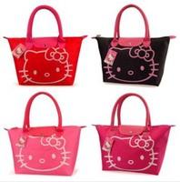 Waterproof Hello Kitty Totes Multifunctional Cute Hello Kitty Bags Female Casual Handbag