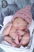 Free shipping,Model #DJ-13013,newborn bonnet,baby shower gift,birthday gift,baby photo props