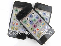 Free shipping Yphone4s Educational toys ,black colour  yphone,Y-phone toy English  learning machine,100pcs/lot