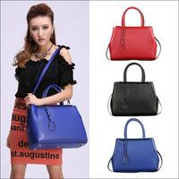 Prmotion 2014 Fashion High Quality Sequined Real Genuine Leather Brand Designer Satchel Handbags Tote Bag Purse for Women NO0282