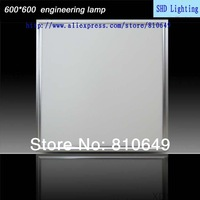 Free Shipping Wholesale 48W Led Panel Epistar 600 600 Led Panel 60x60cm Led Ceiling Light Panel CE&RoHS