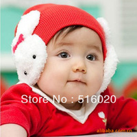 Детский аксессуар для волос Winter Elastic Baby Kids Children Infant Girl Cotton Wig Hair Band Hairband Headwear Ornament