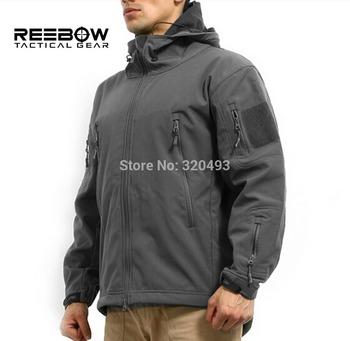 Лучшие качества TAD V4.0 куртка скрытень Акула кожи Soft Shell Открытый военный тактический ...