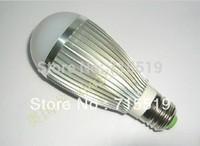 E27 E14 B22 100pcs  5w  7w  9w  High Power LED Light  Globe Lamp bubble  Bulb warm cold  global voltage 85-265v 3 years warranty