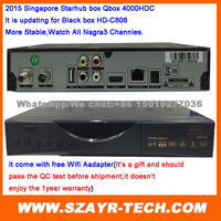 Singapore HD cable receiver New MVHD800C VI can watch All HD and EPL Channle!