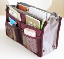 HOT Selling Women Cosmetic Bag  8 colors Large Organizer Bag Multi Functional Cosmetic Storage Handbag YU180(China (Mainland))