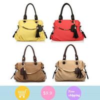 Hot high grade woman frist chose Leather Handbag Tote Shoulder Bags Woman HandBag fashion designer shoulder bag wholesale