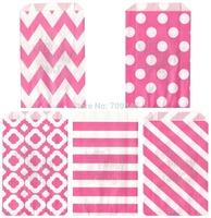 88 Assorted Designs of Favor Paper Bags in OPP Packaging (200 packs/2,400 pcs)