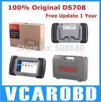 2014 100%  Original Autel MaxiDAS DS708 Automotive Diagnostic System DS 708 Free online update + Multi-Language + Fast Shipping