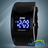 30M Waterproof Brand Digital Watch Fashion LED Watches Original Japan Movement High Quality Silicone Band Women Wristwatch