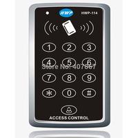 BRAND PROMOTION HWP-D114   NEW  RFID Proximity Door Access Control System RFID/EM Keypad Access Control 125KHz  5 cards free