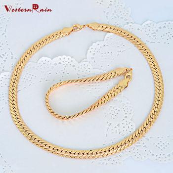 WesternRain Promotion!!!Dubai Jewelry Gold Plated Net Shape Fancy Necklace Set,Fashion Wedding/ Bridal Jewelry set Free Shipping