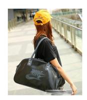 Free shipping 2013 brand designer leather sports bag womens gym bag travel handbags duffle bags items GB4