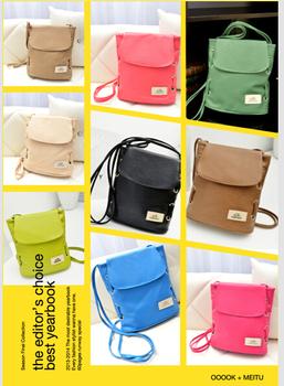 The New 2014 Fashion girls Shoulder bag women's Handbag School Bag Free Shipping  Hot Selling Girls