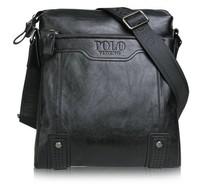 Hot Sale Top Brand Men's Genuine Leather/PU Shoulder bag business casual handbag  Messenger Bag Briefcase