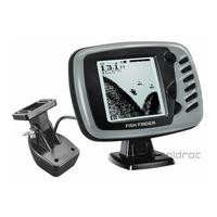 High Quality FD69 Dot Matrix Zoom Portable Sonar sensor Fish finder Boat FishFinder Indictor Fishing Sounder Alarm 240ft