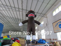2013 inflatable air dancer for free shipping