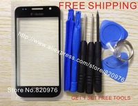 Original Touch Screen LCD Lens Top Replacement Glass for T-Mobile Samsung (Fascinate 4G) T959 959+Tools+Free Shipping