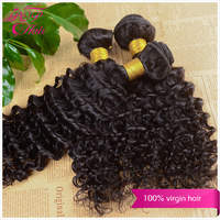 POP hair aaaa cheap 100% peruvian deep curly hair peruvian curly hair 3pcs lot hair extensions high quality free shipping