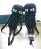 "Enderman Plush 18"" GOOD QUALITY & WORKMANSHIP: Hand made Minecraft  IN STOCK SAME DAY SHIPPING"