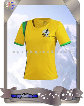 Lianxing 2013 New Design Ladies Summer Cotton T-shirt Plus Size Short Sleeve T shirts free shipping