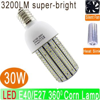 30W LED corn lamp high-power superbright  LED light 360Angle smd 2835 Lamp home garden light shenzhen manufacturer