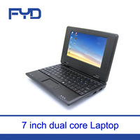 Y07 7 inch LCD Screen VIA 8850  Android  mini android laptops