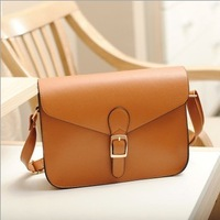 2013 Korean Fashion PU Leather Envelope Bag Floral Cross Body Messenger Bags Women Lady Shoulder Bag Wholesale Handbag For sale