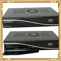 2pcs/lot New Arrival free shipping by DHL!Sunray 4 800hd sr4 triple tuner DVB-S-T-C 3 IN 1 with wifi and sim a8p card