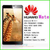 "4050mAh 6.1""  FHD IPS Screen UNLOCKED ROOT HUAWEI MATE X1 Quad Core 8MP extend 64GB Phone 2G RAM 8G ROM Russian multi Languages"