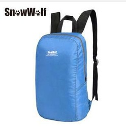 Fashion Outdoor Sports Folding Travel Backpack Ultra-light Casual Waterproof Double-shoulder Bag For Hiking Camping Climbing(China (Mainland))