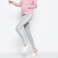 Free Shipping 2013 New Winter Fashion Sports Leggings Double Lines Korea Edition  Cotton Leggings