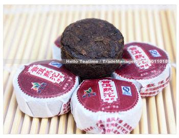 Free shipping!!premium Mini Yunnan chu pu-erh Pu er(Pu'erh,puer) bowl compressed tuo ripe shu cha tea,weight loss,health care